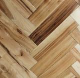 Buy Or Sell  Tongue & Groove - Hickory Solid Parquet