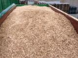 Wood Chips From Used Wood - Beech Wood Chips From Used Wood