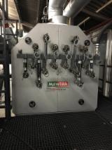 带木片炉的锅炉系统 Mawera FSB 1400 旧 意大利