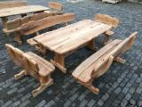 Wholesale Garden Furniture - Buy And Sell On Fordaq - Oak / Ash Garden Sets