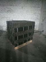 薪材、木质颗粒及木废料 向日葵果壳砖 - 木质颗粒 – 煤砖 – 木碳 向日葵果壳砖