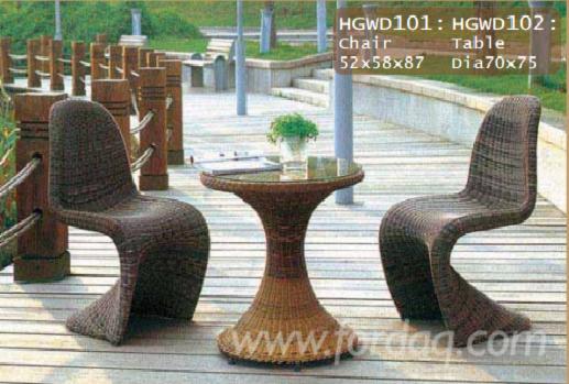 Vend-Ensemble-De-Jardin-Design-Autres-Mati%C3%A8res-Aluminium