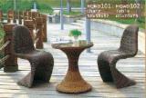 Meubles De Jarden Vietnam - Vend Ensemble De Jardin Design Autres Matières Aluminium, Rotin - Osier