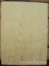 Veneer And Panels - Natural Elliotis Pine Plywood, 9-30 mm