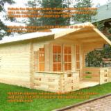 Maisons Bois à vendre en Russie - Vend Abri De Jardin Mélèze De Sibérie, Pin De Sibérie, Epicéa De Sibérie Résineux Européens