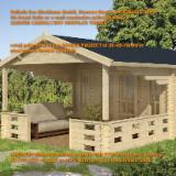 Buy Or Sell  Garden Log Cabin - Shed - Siberian Pine / Spruce Garden Cabins