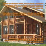 Fuste - Maisons En Rondins Empilés - Vend Fuste - Maisons En Rondins Empilés Mélèze De Sibérie, Pin De Sibérie, Epicéa De Sibérie Résineux Européens