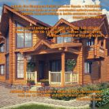 Buy Or Sell  Square Milled Log House - Square Milled Siberian Larch / Pine / Spruce Log House