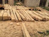Madera Aserrada Y Reconstituida Africa - Venta Cuadradillos Teak 55 - 70 mm West Africa