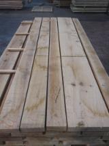 Croatia - Fordaq Online market - Fresh Sawn Oak Planks, 38 mm Thick