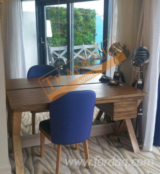 Ash--Plywood-Dining-Table-and-Chair-set-Hotel