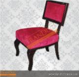 Mobiliario De Contrato en venta - Venta Sillas De Restorán Diseño Madera Africana Caoba Vietnam