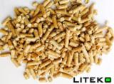 Firewood, Pellets And Residues - Pine Pellets ENplus A1 6 mm