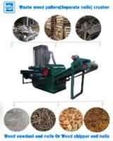 Chippers And Chipping Mills - Plywood board crusher