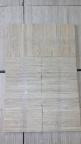 Solid Wood Flooring - Oak, On Edge