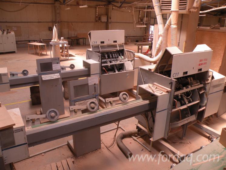 Macchine Produzione Mobili.Vendo Linea Di Produzione Mobili Paul Automatic Edging