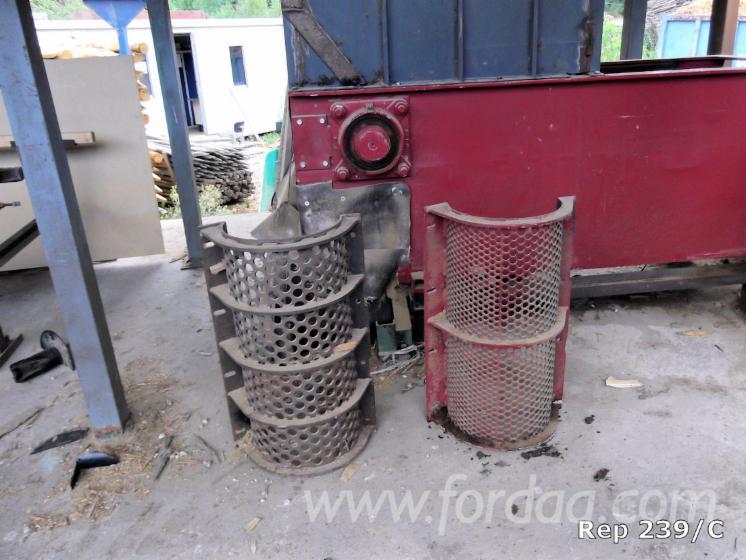 Gebraucht VOTEC EZ 8/2 2007 Altholzbrecher Zu Verkaufen Frankreich