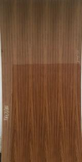 Wholesale Wood Veneer Sheets - FSC Burmese Teak Veneer, 0.55 mm Thick