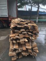 Sawn And Structural Timber China - Teak Strips 2-5 cm