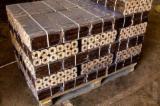 木颗粒-木砖-木炭 木砖 红松