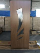 Wood Components, Mouldings, Doors & Windows, Houses Demands - PVC MDF Doors