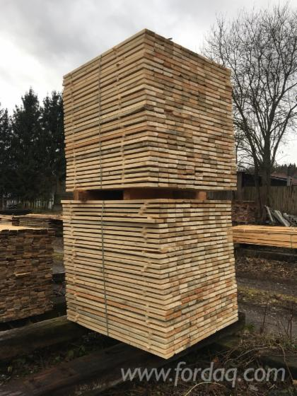Spruce Packaging Timber 23 mm