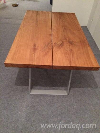 Swell Solid Oak Ash Maple Slab Table Tops Home Remodeling Inspirations Cosmcuboardxyz
