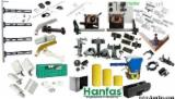 Ijzerwaren En Accessoires - Plastic, Pvc Etc ...