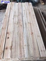 采购及销售端接板 - 免费注册Fordaq - 单层实木面板, 北部雪白松