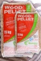 Firewood, Pellets And Residues Asia - DIN / ENPlus Pine Pellets