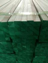 Sprzedaż Hurtowa Elewacji Z Drewna - Drewniane Panele Ścienne I Profile - Drewno Lite, Paulownia, Elementy Profilowane