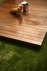 新加坡 - Fordaq 在线 市場 - 芳香坡垒木, 户外地板(E2E)