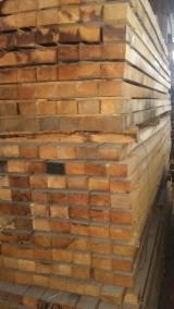 Sawn And Structural Timber Italy - Chestnut Squares F1 65 mm