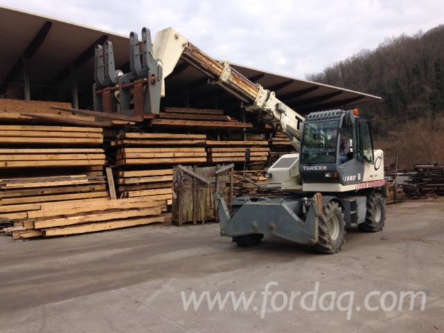 Gebraucht-Terex-Girolift-3514-2002-Harvester