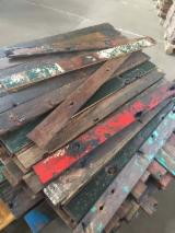 Asia Solid Wood Panels - Reclaimed Boat Catalpa Solid Panels