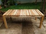 Tables De Jardin - Vend Tables De Jardin Design Feuillus Africains Teak