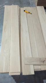 Sawn and Structural Timber - Oak Lamellas 1.9-4.2 mm