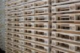 Pallets, Packaging And Packaging Timber Europe - New Spruce Euro Pallet