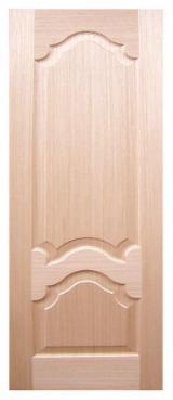 木质部件,木线条,们窗,木质房屋 亚洲  - 高密度纤维板(HDF), 门皮板