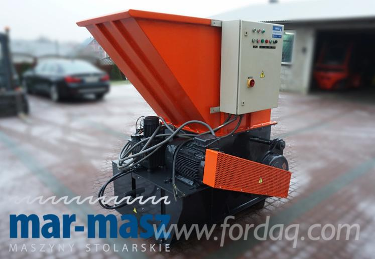 Chippers And Chipping Mills ZENO ZTLL 800/1000 Polovna Poljska Za Prodaju