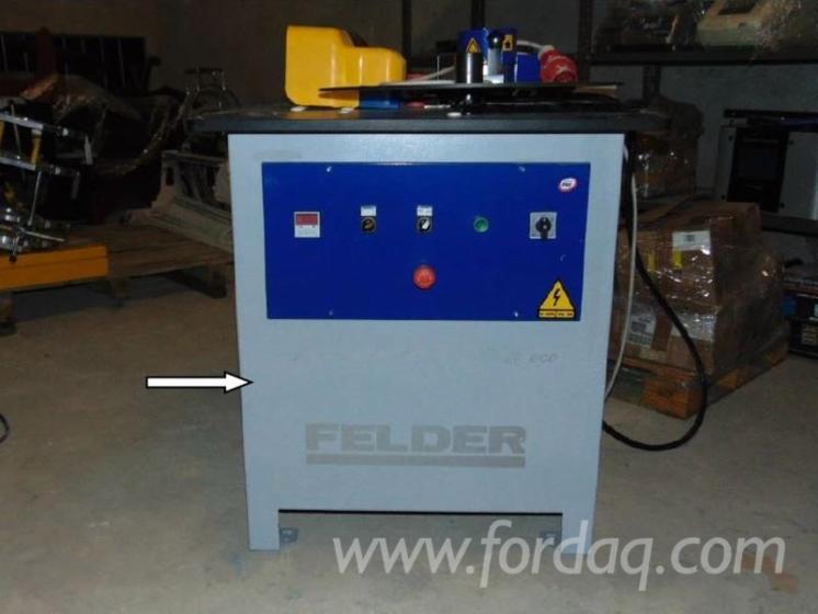 Кромкооблицовочные Станки Felder Forka 300S Eco Б/У Польша Для Продажи