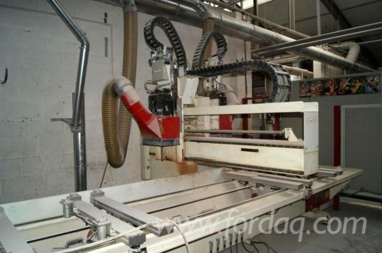 CNC Machining Center IMA Б / У Польща