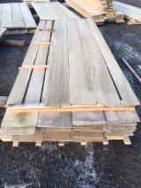 Laubschnittholz, Besäumtes Holz, Hobelware  Zu Verkaufen Litauen - Parkettfriese, Eiche