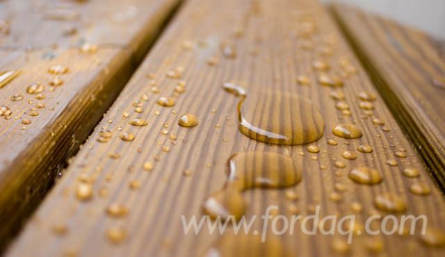 Пропитка древесины промышленным способом ВДВ