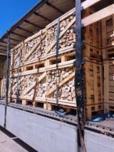 白俄罗斯 - Fordaq 在线 市場 - 劈好的薪柴-未劈的薪柴 薪碳材/开裂原木
