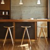 Meubles De Salle À Manger Asie à vendre - Vend Ensemble De Salle À Manger Design Feuillus Nord-américains Chêne Blanc Hokkaido