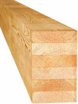 Glulam Beams and Panels  - Fordaq Online market - Siberian Pine / Spruce Joined Beams