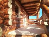 Wood Houses - Precut Timber Framing Spruce Picea Abies - Wooden Houses Spruce  Romania