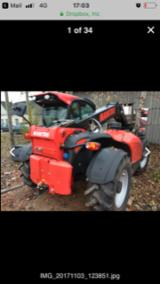 Lithuania Supplies - MANITOU LOADER FOR SALE