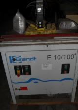 Machinining Centre For Routing, Sawing, Boring, Edge Banding - Used Brandt F 10/100 2000 Machinining Centre For Routing, Sawing, Boring, Edge Banding For Sale Germany